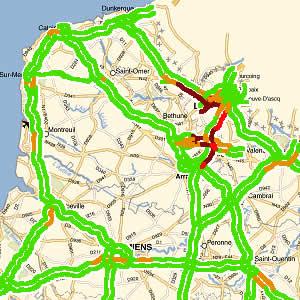 Infos traffic