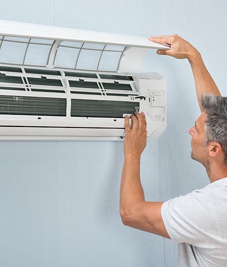 Installation climatisation résidentielle