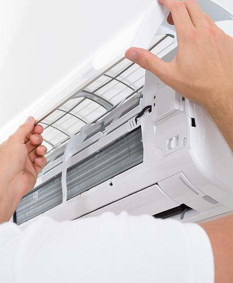 Installation climatisation et chauffage