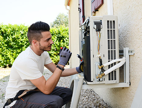Installation pompe à chaleur air/eau