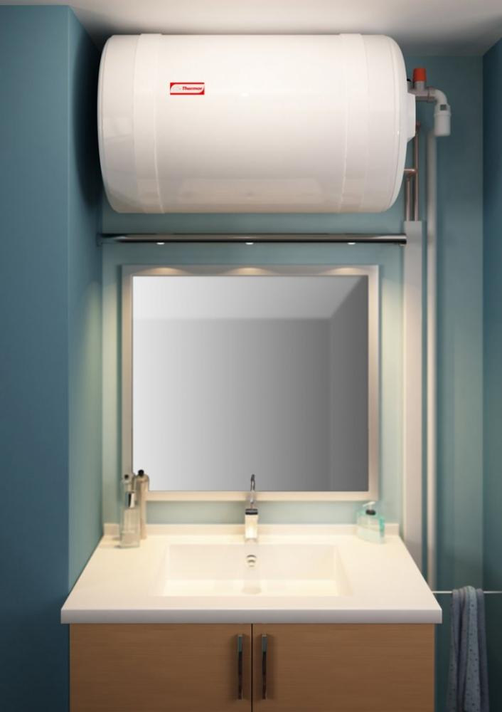 Chauffe-eau vertical mur/socle
